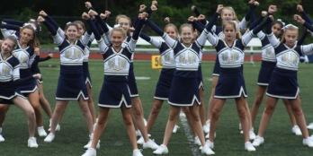 B Cheer - Week 3
