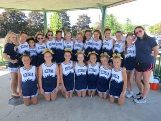 C Cheer - Week 3