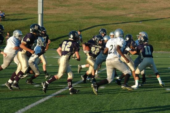A Team - Week 2 vs Brockton