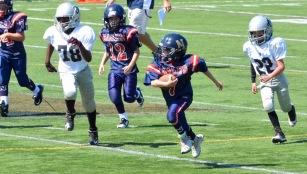 E1 Team - Week 2 vs Brockton