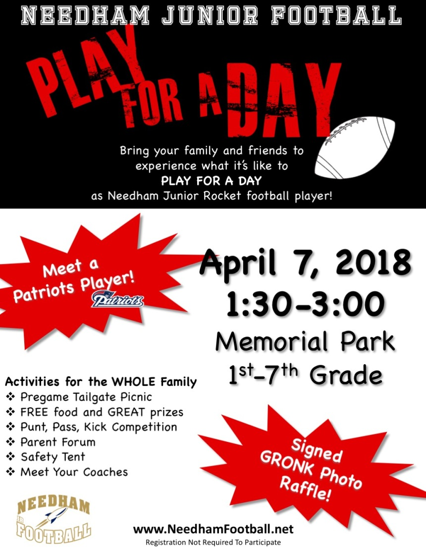 Play For A Day Flyer v2